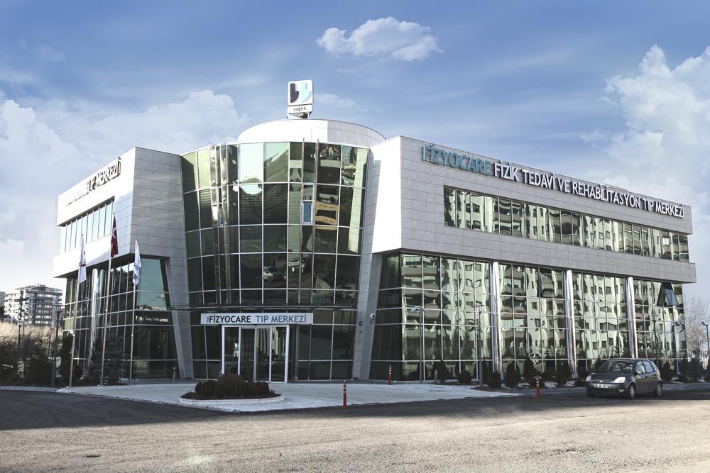 Реабілітаційний центр FizyoCare Ankara