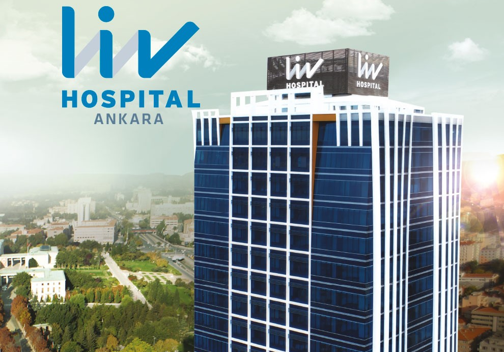 MedAdvisor Liv Hospital Ankara