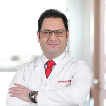 Doctor Surgeon Ahmed Fakraden