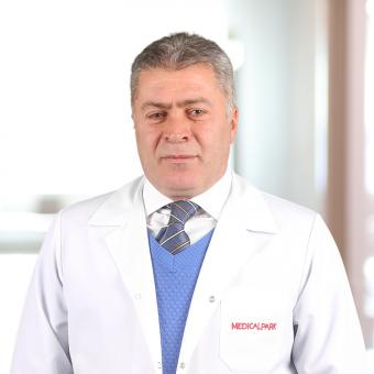 Professor Surgeon Aydin Nadir