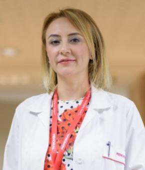 Professor Surgeon Aygul Demirol