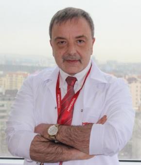 Professor Surgeon Bulent Mentes
