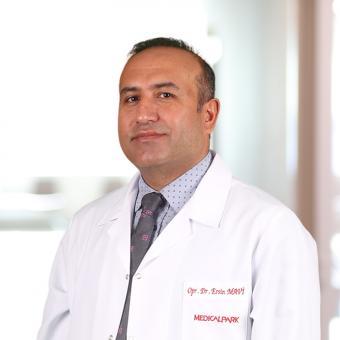 Doctor Surgeon Ersin Mavi