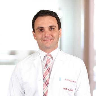Professor Surgeon Ertugrul Aksahin