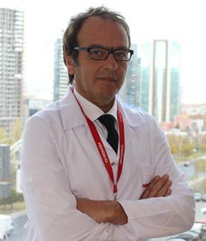 Professor Hakan Bozkaya