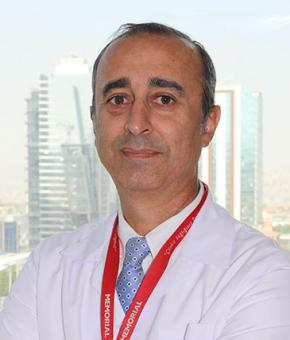 Docent Surgeon Halil Ucar