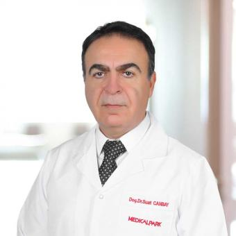 Docent Surgeon Suat Canbay