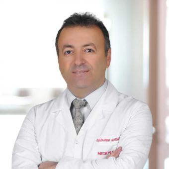 Doctor Surgeon Ahmet Alyanak