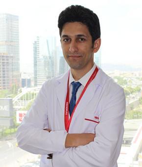 Doctor Surgeon İgbal Osmanov
