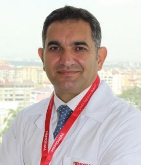 Professor Surgeon UmitTuncel