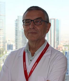 Професор Явуз Гюрер Дитяча неврологія